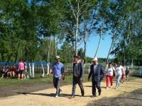 12 июля 2019 года В Рассветском сельском округе был открыт парк отдыха и мини футбольного поля